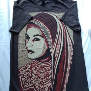 Obey Shirts - Obey t-shirt , small size.